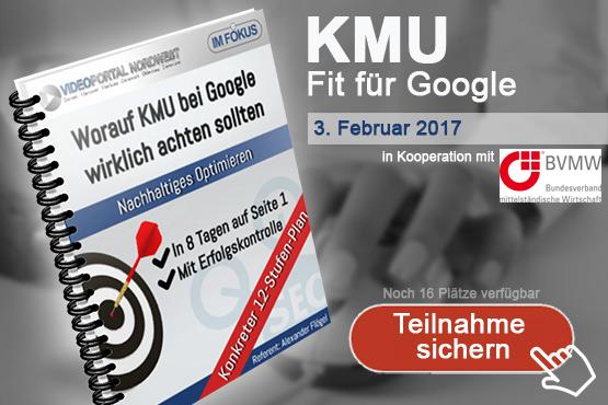 KMU Fit für Google