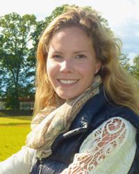 Carolin Melle - Geschäftsführerin