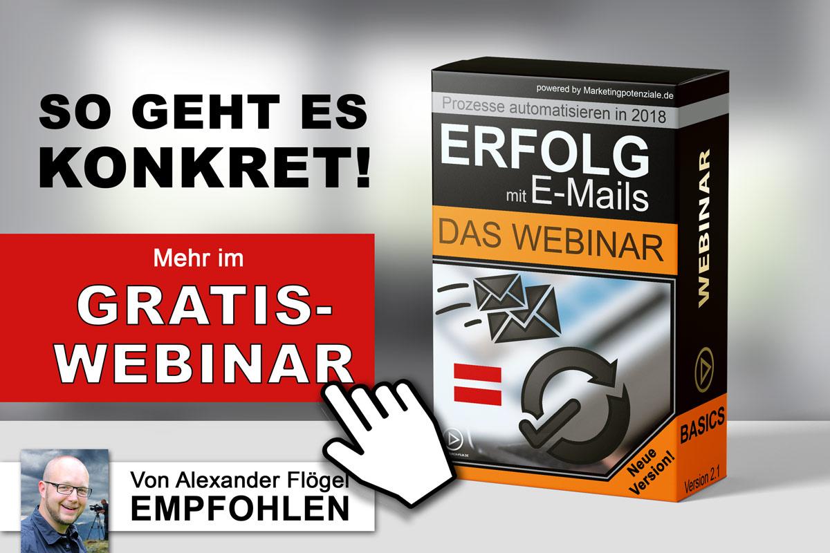 Das beste E-Mail-Marketing - automatisierte Prozesse made in Germany - konform mit DSGVO 2018